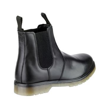Amblers Colchester Dealer Boots Black Thumbnail 3