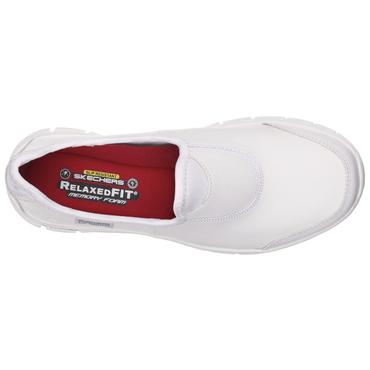 Skechers Sure Track Ladies Slip on Shoes Thumbnail 8