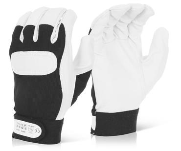 Soft Leather Drivers Gloves