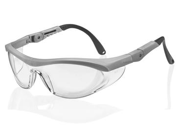 B Brand Utah Safety Specs Clear Lens