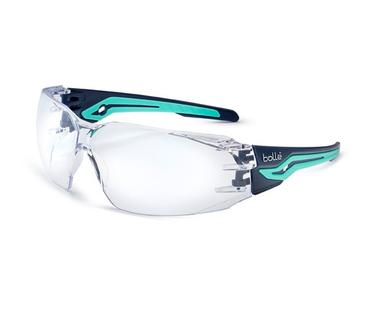 Bolle Silex Safety Specs Clear Lens