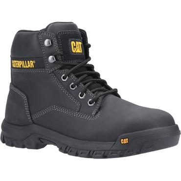 Cat Median Safety Boots