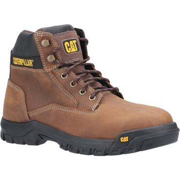 Cat Median Safety Boots Thumbnail 2