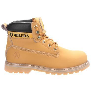 Amblers Tavistock Leather Boots Thumbnail 4