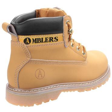 Amblers Tavistock Leather Boots Thumbnail 5