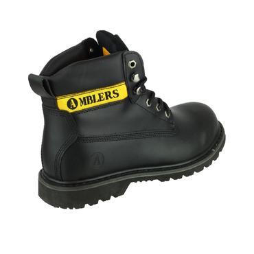 Amblers Banbury Boots Black Thumbnail 5