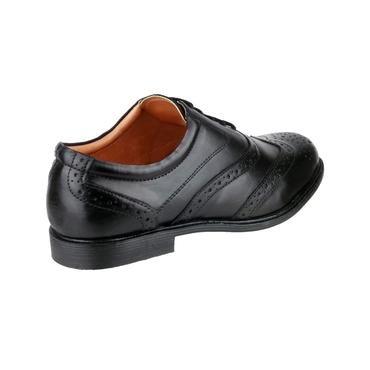 Amblers Oxford Brogue Shoes Thumbnail 3