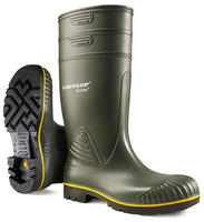 Dunlop Acifort Agri Welly Green