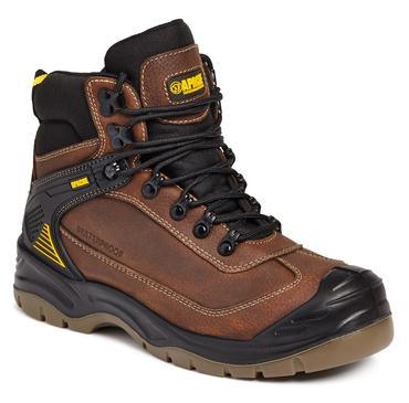 Apache Ranger Hiker Safety Boots