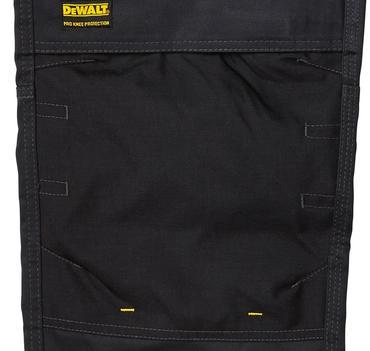 Dewalt Pro Tradesmans Trousers Black Thumbnail 3