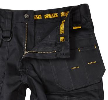 Dewalt Pro Tradesmans Trousers Black Thumbnail 4