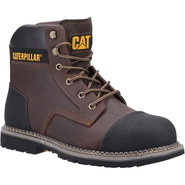 Cat Scuff Cap Safety Boots S3 Thumbnail 3