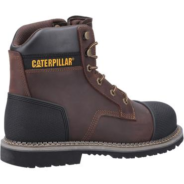 Cat Scuff Cap Safety Boots S3 Thumbnail 4