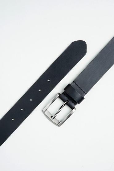 Oxford Leather Belt 35mm  Thumbnail 2