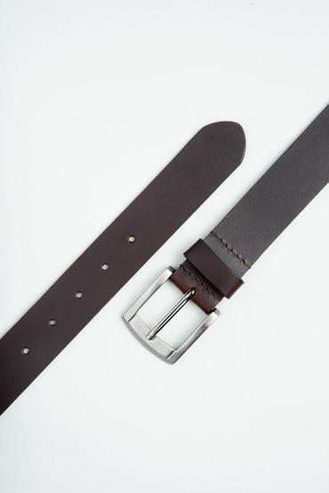 Oxford Leather Belt 35mm  Thumbnail 4