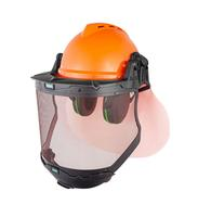 MSA Premium Chainsaw Helmet with Chin Guard