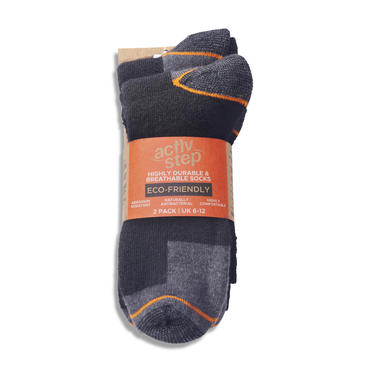 Rockfall Bamboo Eco Socks 6-12