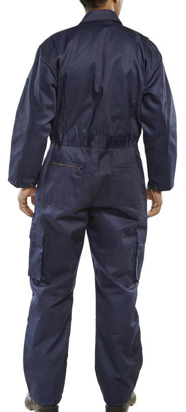 Click Quilted Boilersuit Thumbnail 2