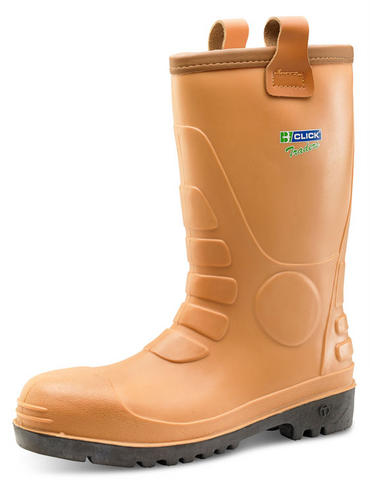 Euro Rigger PVC Waterprood Safety Boot Thumbnail 1