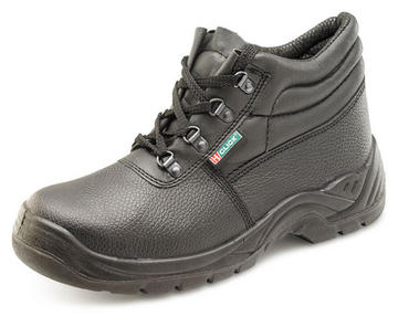 Chukka Safety Boot Steel Toe & Midsole