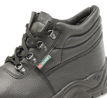 Chukka Safety Boot Steel Toe & Midsole Thumbnail 2