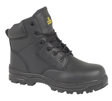 Amblers FS006C Composite Safety Boots Black