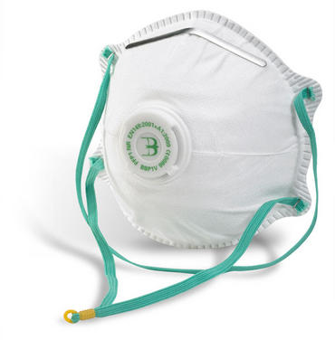 P1 Valved Dust Masks 10 Pack