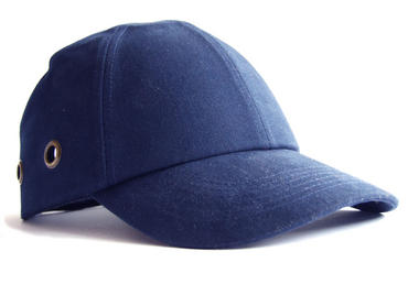 Safety Baseball Cap Navy Blue