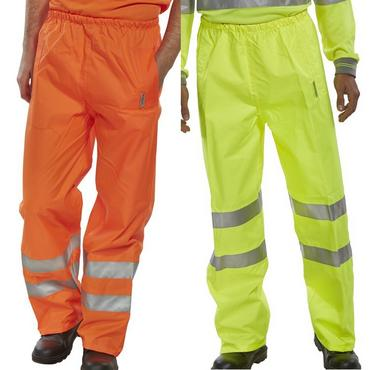 Birkdale Hi Viz Over Trousers  Thumbnail 1