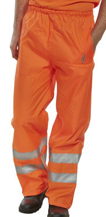 Birkdale Hi Viz Over Trousers  Thumbnail 2