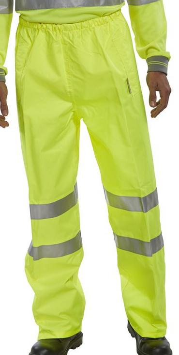 Birkdale Hi Viz Over Trousers  Thumbnail 3