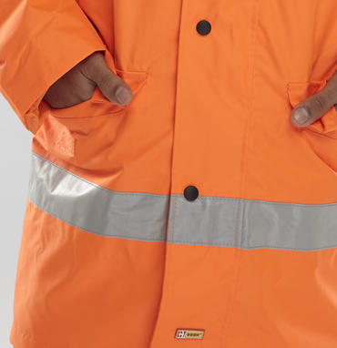 Be Seen Jubilee Breathable Hi Viz Jacket Thumbnail 5