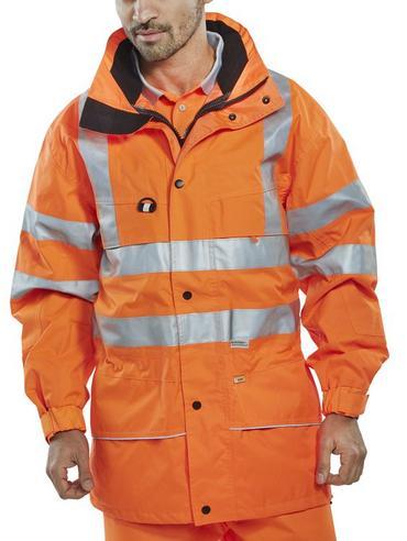 Be Seen Carnoustie 3M Reflective Jacket Thumbnail 2
