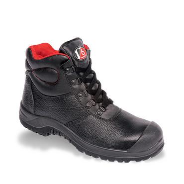 V12 Rhino Safety Work Boots Black V6863 Scuff Cap