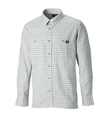 Dickies Tattersal Checked Shirt AG7510