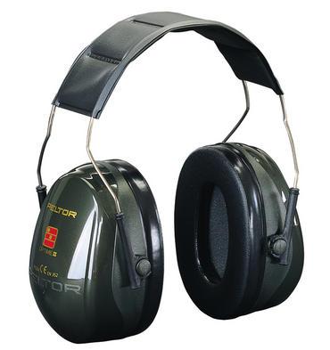 Peltor Optime II Ear Defenders Headband