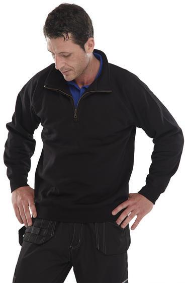 Click 1/4 Zip Sweatshirt  Thumbnail 2