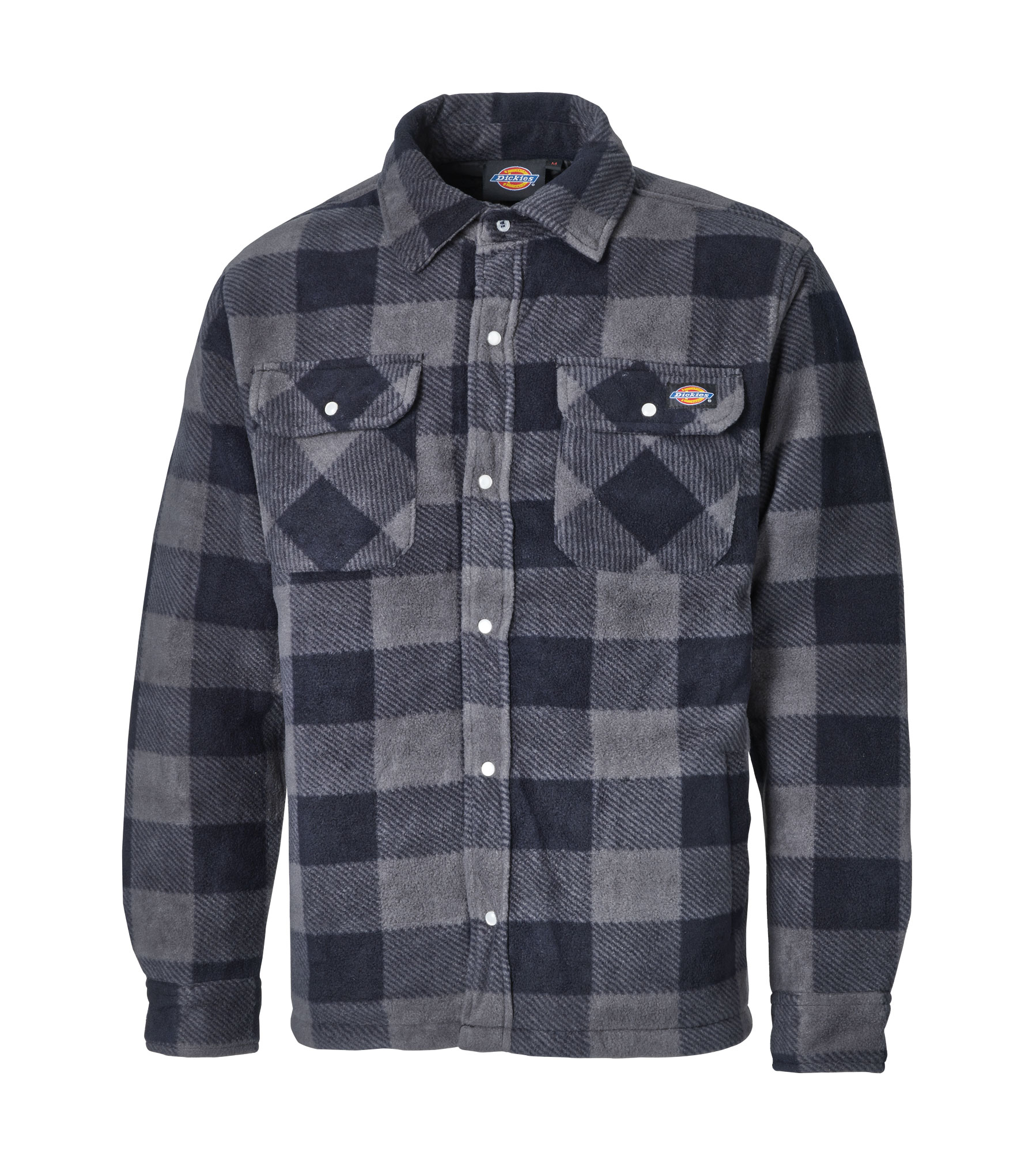 Dickies sh5000 portland padded shirt the safety shack for Dickey shirts clothing co