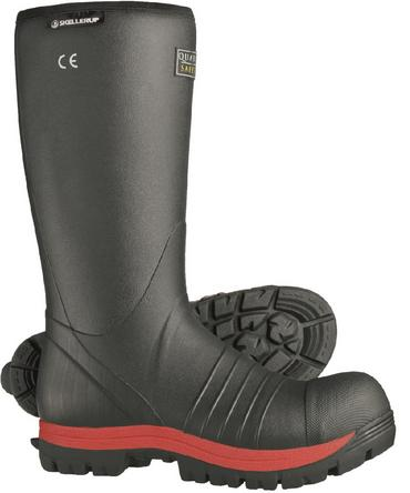 Skellerup Quatro Insulated Safety Welly