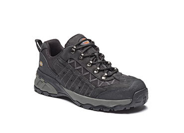Dickies Gironde Safety Trainers Black FC9508