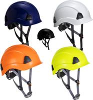 Portwest PS53 Safety Helmet Hard Hat Short Peak