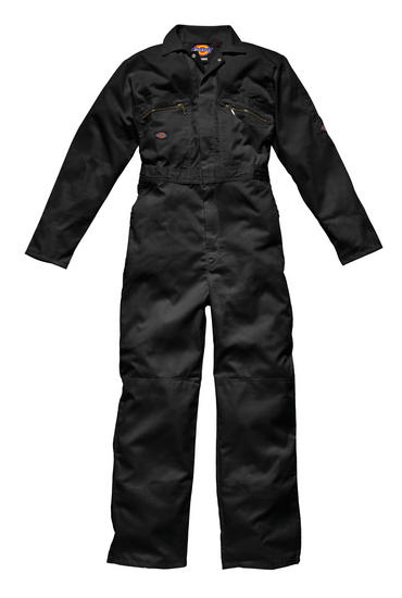 Dickies WD4839 Zip Overalls 4 Colours Thumbnail 2