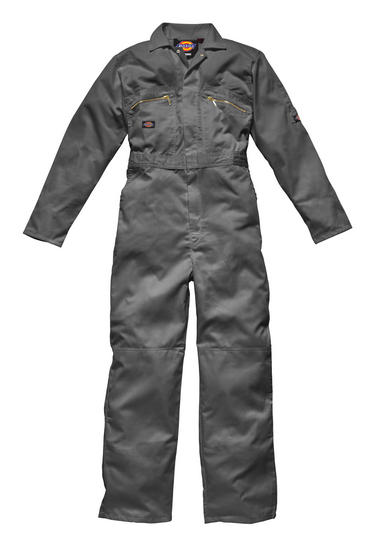 Dickies WD4839 Zip Overalls 4 Colours Thumbnail 3