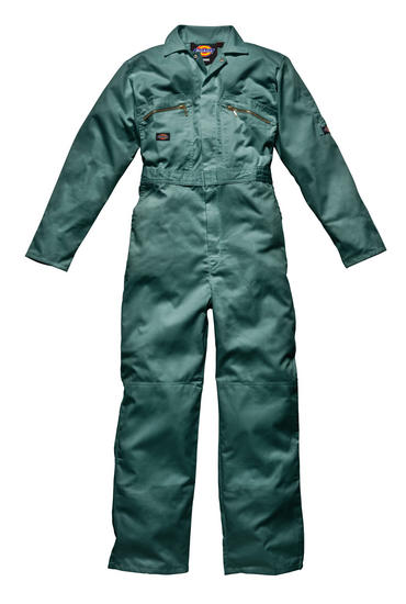 Dickies WD4839 Zip Overalls 4 Colours Thumbnail 4
