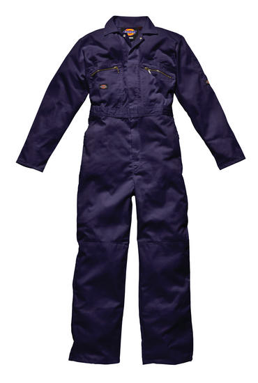 Dickies WD4839 Zip Overalls 4 Colours Thumbnail 5