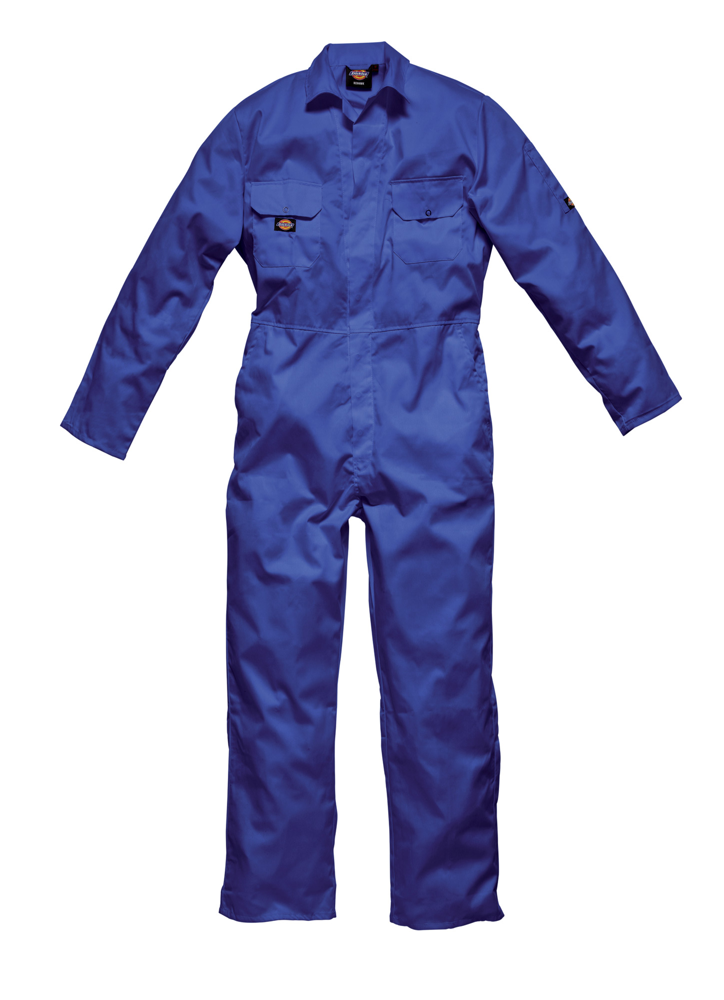 Overalls Are Making A Comeback As The Latest Fashion Trend: Dickies WD4819 Button Up Overalls