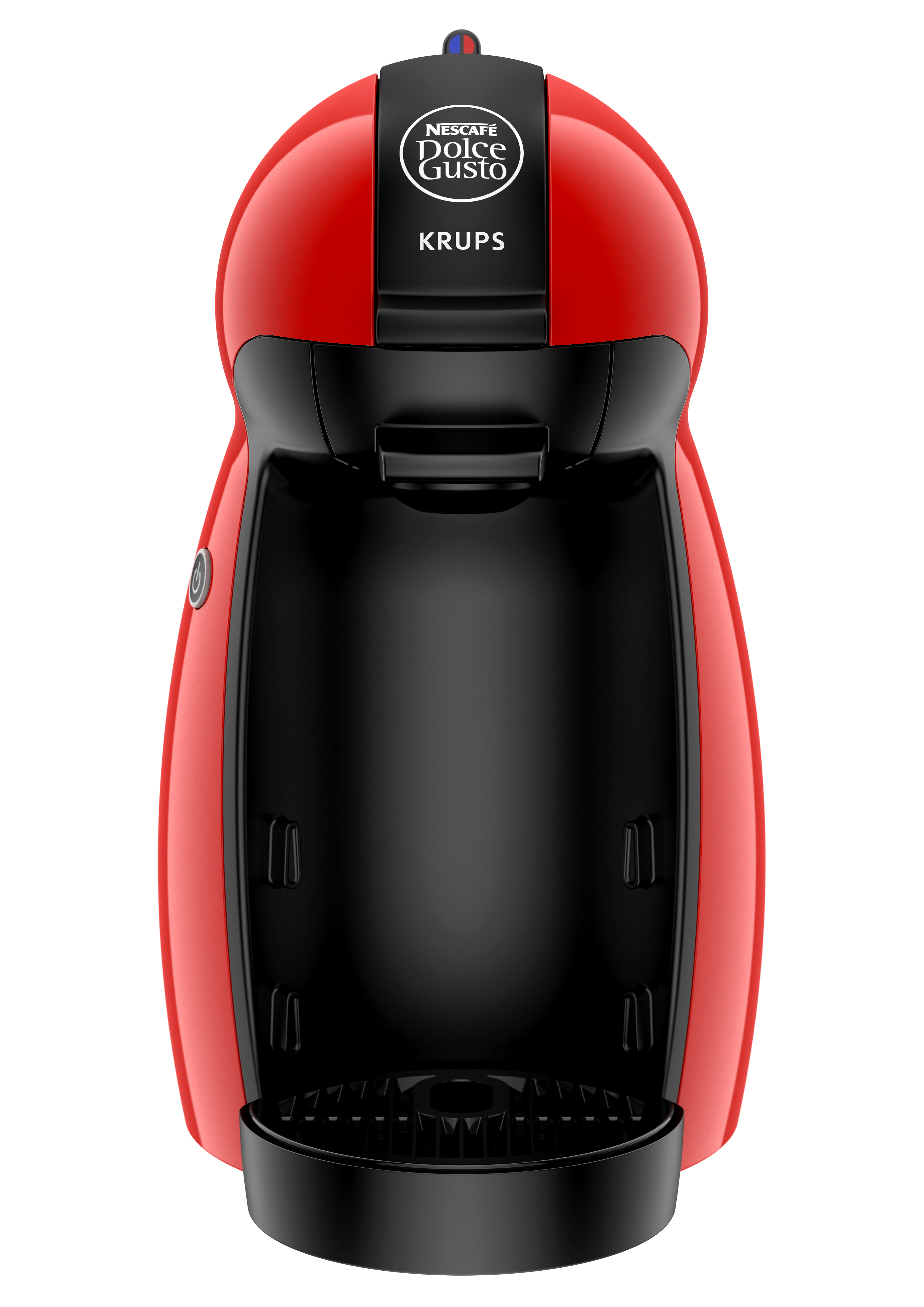 coffee machine dolce gusto pod piccolo krups kp100640 red nescafe beverage maker 10942210092 ebay. Black Bedroom Furniture Sets. Home Design Ideas