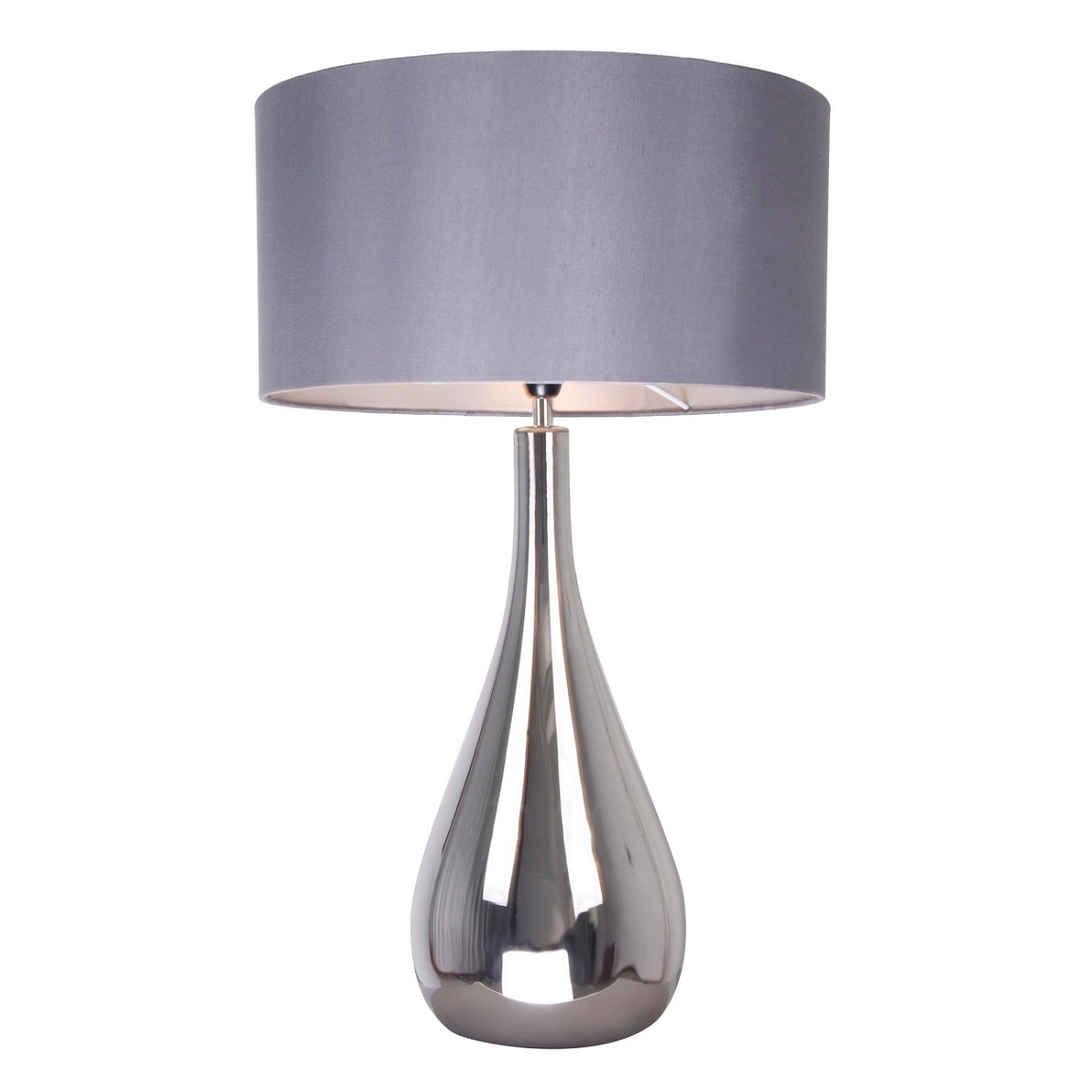 Debenhams home collection tall 39 claire 39 table lamp office for Table lamp for office