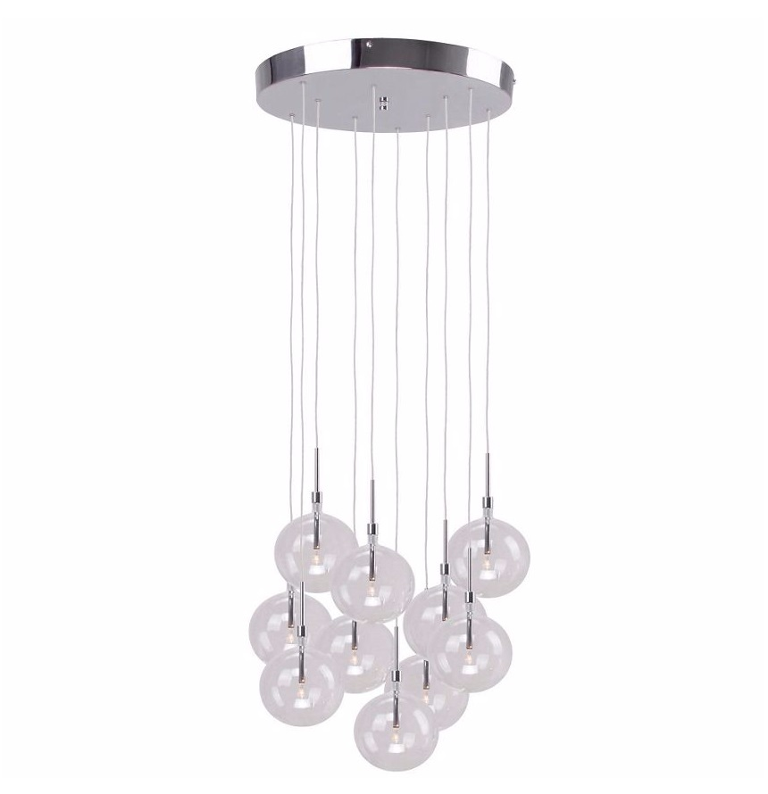 Debenhams home collection lucy cluster ceiling light clear glass sentinel debenhams home collection lucy cluster ceiling light clear glass lighting aloadofball Gallery