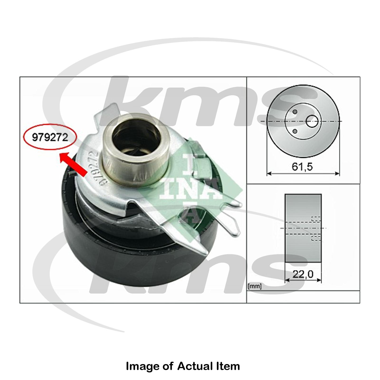 New Genuine Ina Timing Cam Belt Tensioner Pulley 531 0252 30 Top 2002 Mazda 626 Sentinel German Quality